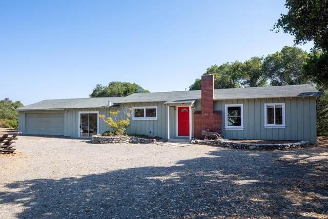 53 Miramonte Road, Carmel Valley, CA 93924 (#ML81861227) :: Blue Line Property Group