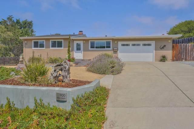 900 Paloma Road, DEL REY OAKS, CA 93940 (#ML81861266) :: Swanson Real Estate Team | Keller Williams Tri-Valley Realty