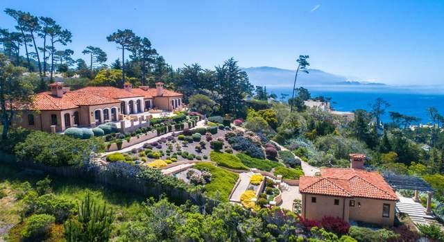 1232 Padre Lane, PEBBLE BEACH, CA 93953 (#ML81861286) :: Realty World Property Network