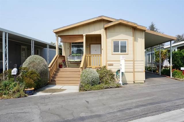 501 Moorpark Way #126, Mountain View, CA 94041 (#ML81861378) :: Swanson Real Estate Team | Keller Williams Tri-Valley Realty