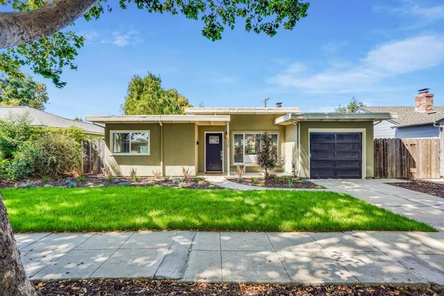 339 E Street, Redwood City, CA 94063 (#ML81861394) :: Realty World Property Network