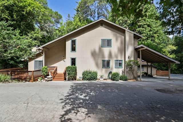 781 Oak Drive, Felton, CA 95018 (#ML81861428) :: Realty World Property Network