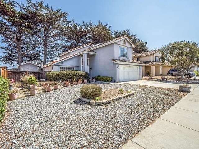 333 Quebrada Del Mar Road, Marina, CA 93933 (#ML81861431) :: MPT Property