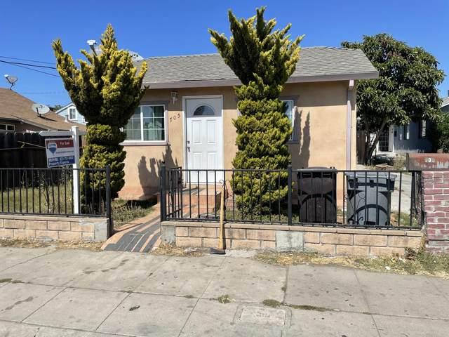 705 Jefferson Street, Salinas, CA 93905 (#ML81861593) :: MPT Property