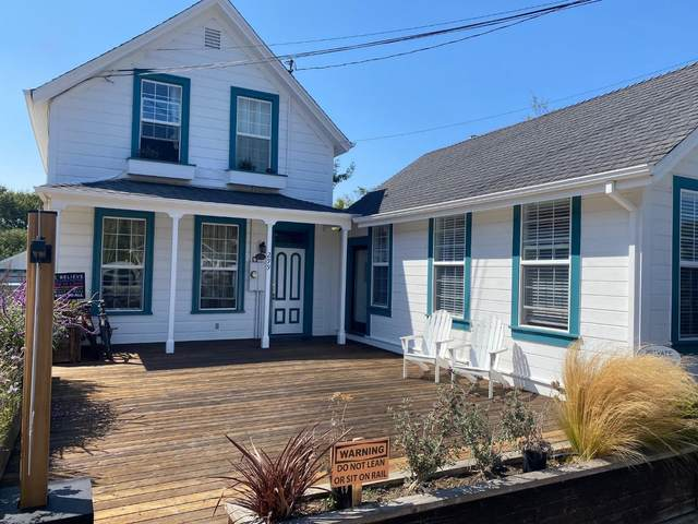 299 Stage, Pescadero, CA 94060 (#ML81861681) :: Realty World Property Network