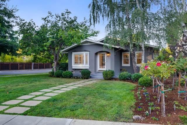 120 Pope Street, Menlo Park, CA 94025 (MLS #ML81861738) :: 3 Step Realty Group