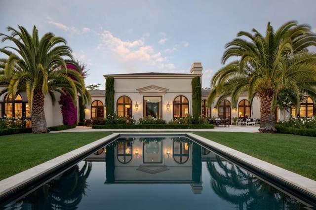 475 Moore Road, Woodside, CA 94062 (#ML81861759) :: Realty World Property Network