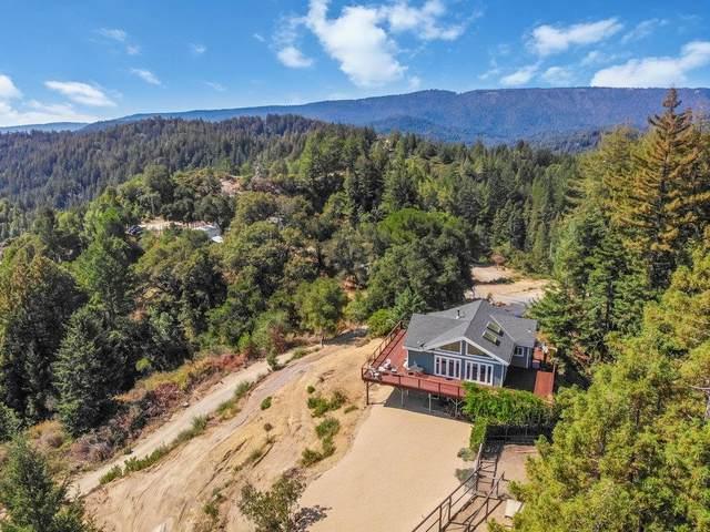 18065 Moonrise Road, Boulder Creek, CA 95006 (#ML81861963) :: Realty World Property Network