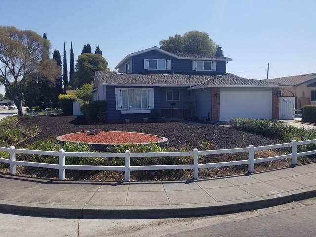 852 Laurie Avenue, Santa Clara, CA 95054 (#ML81862075) :: Excel Fine Homes