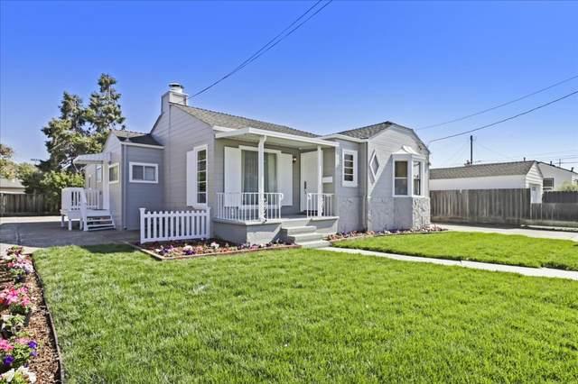 742 Indian Avenue, San Mateo, CA 94401 (#ML81862129) :: MPT Property