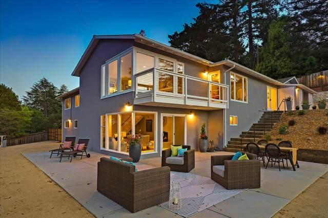 1122 Southdown Road, Hillsborough, CA 94010 (#ML81862187) :: Realty World Property Network