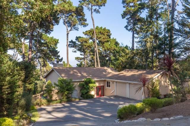 4095 Crest Road, PEBBLE BEACH, CA 93953 (#ML81862221) :: The Venema Homes Team