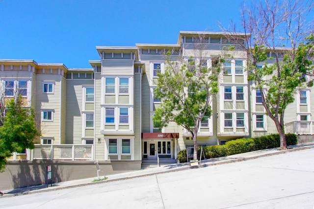 2250 24th Street #319, San Francisco, CA 94107 (#ML81862237) :: MPT Property