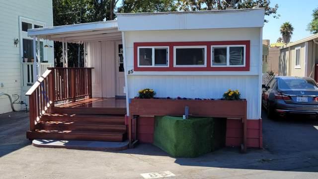 3499 E Bayshore Road #85, Redwood City, CA 94063 (#ML81862303) :: The Grubb Company