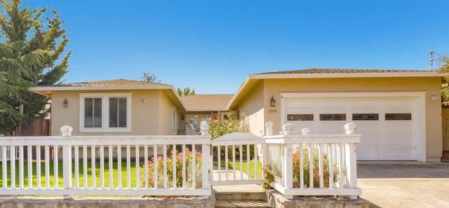 2555 Eaton Avenue, San Carlos, CA 94070 (#ML81862317) :: Blue Line Property Group