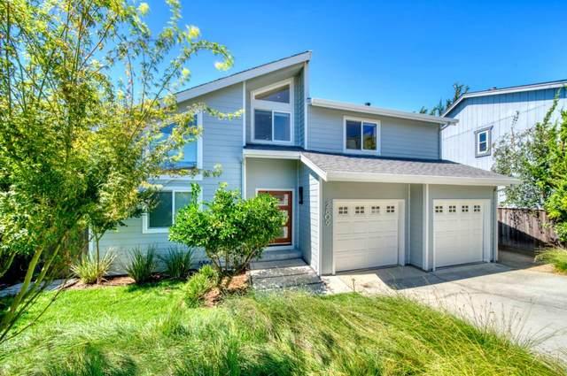 2809 Monte Cresta Drive, Belmont, CA 94002 (#ML81862383) :: Swanson Real Estate Team | Keller Williams Tri-Valley Realty