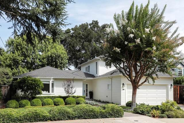 160 Felton Drive, Menlo Park, CA 94025 (#ML81862424) :: MPT Property
