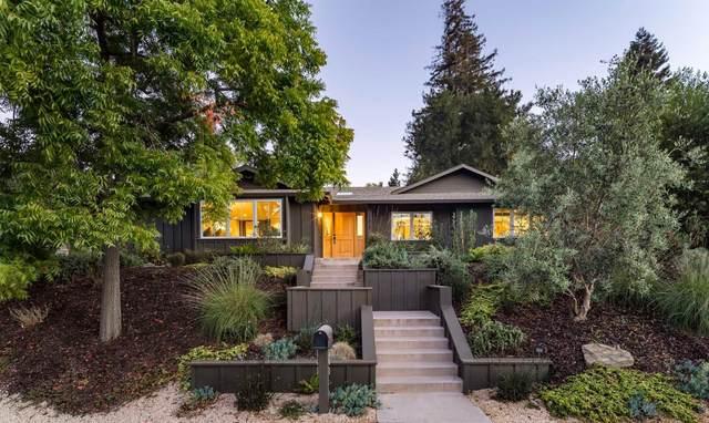 161 Lucero Way, Portola Valley, CA 94028 (#ML81862431) :: MPT Property