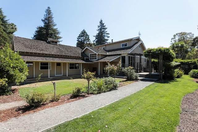 1295 Woodland Avenue, Menlo Park, CA 94025 (MLS #ML81862434) :: 3 Step Realty Group