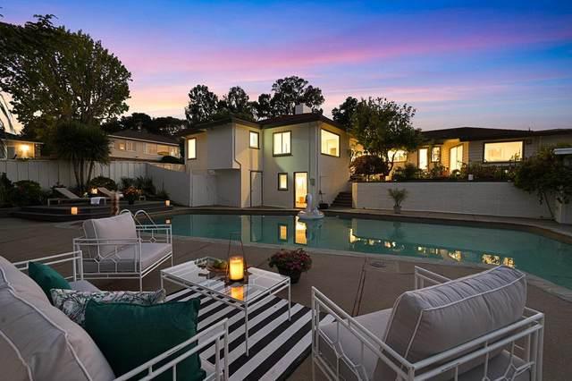 2550 Hayward Drive, Burlingame, CA 94010 (#ML81862680) :: The Venema Homes Team