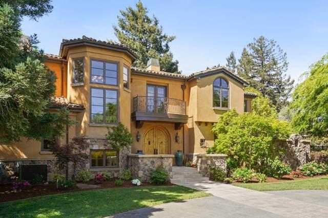412 Covington Road, Los Altos, CA 94024 (#ML81862741) :: Realty World Property Network