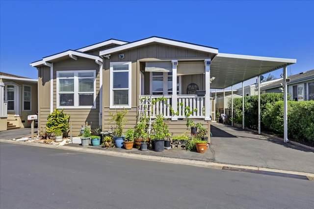 325 Sylvan Avenue #106, Mountain View, CA 94041 (#ML81862740) :: The Grubb Company