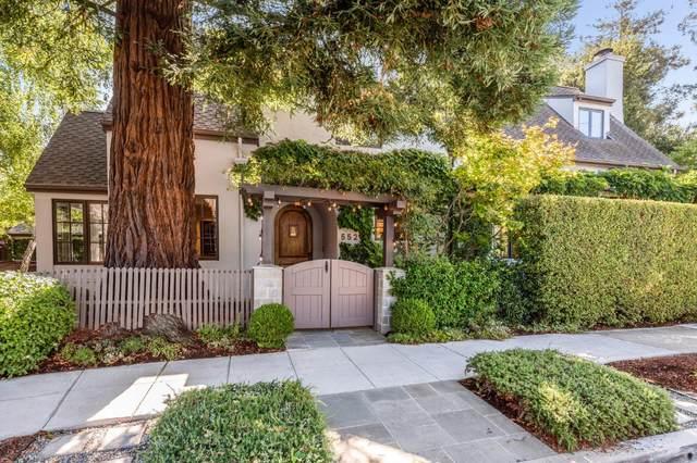 552 Kellogg Avenue, Palo Alto, CA 94301 (#ML81862766) :: The Grubb Company