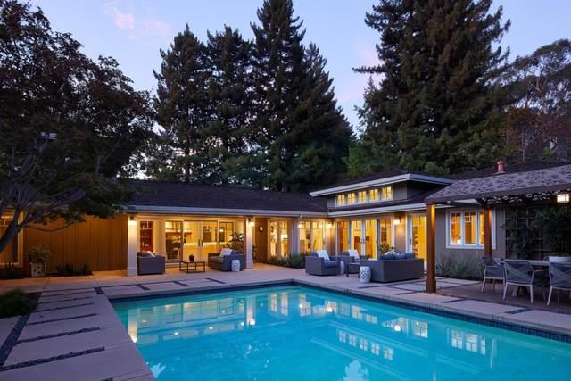 1501 Bay Laurel Drive, Menlo Park, CA 94025 (#ML81862829) :: Blue Line Property Group