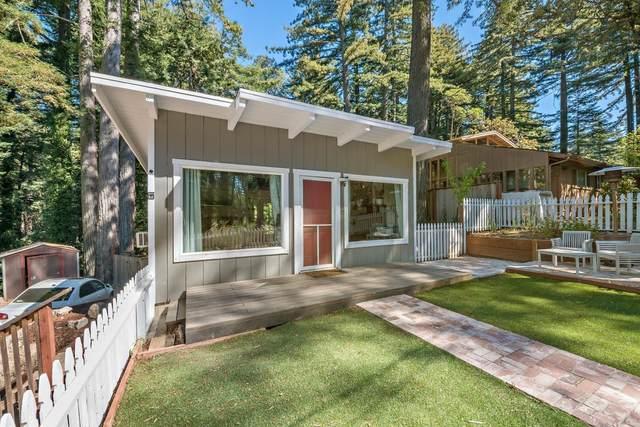 236 Huckleberry Trail, Woodside, CA 94062 (#ML81862934) :: Blue Line Property Group