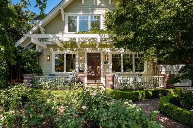 1319 Tasso Street, Palo Alto, CA 94301 (#ML81862936) :: The Grubb Company