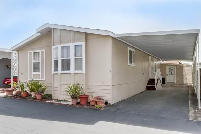 77 Leawood Drive 77 Lea, Aptos, CA 95003 (#ML81863041) :: The Grubb Company
