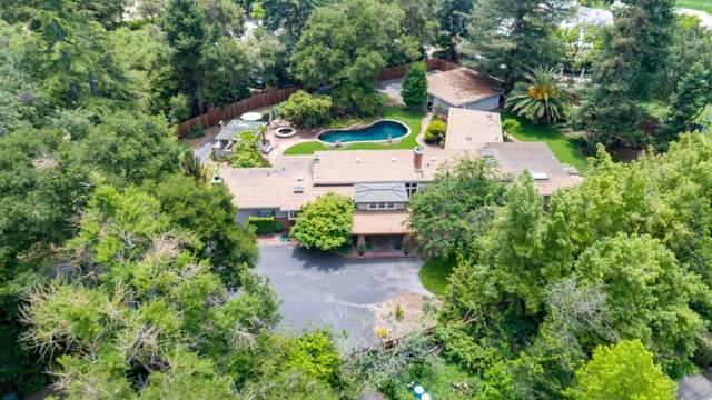 175 Britton Avenue, Atherton, CA 94027 (#ML81863115) :: Swanson Real Estate Team | Keller Williams Tri-Valley Realty