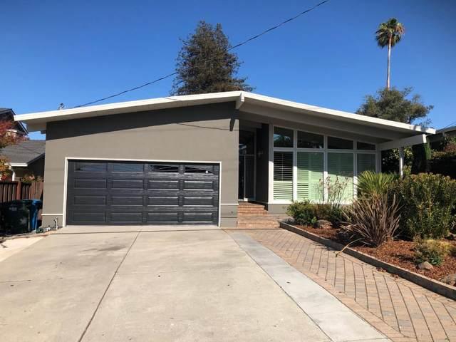 3410 Hillcrest Drive, Belmont, CA 94002 (#ML81863119) :: Swanson Real Estate Team | Keller Williams Tri-Valley Realty