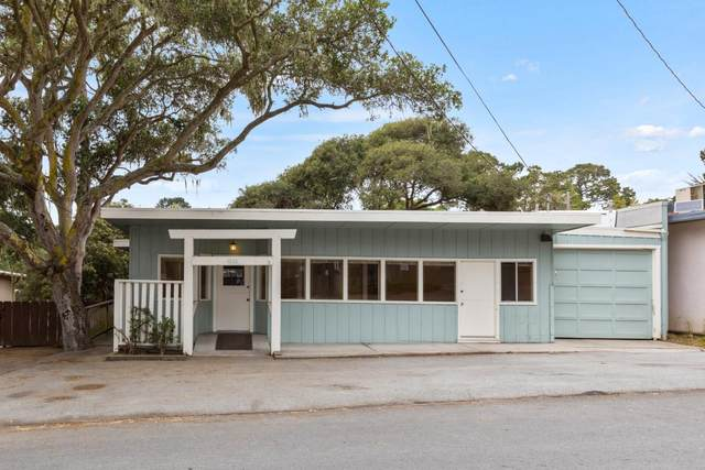 1016 Austin Avenue, Pacific Grove, CA 93950 (#ML81863128) :: Realty World Property Network