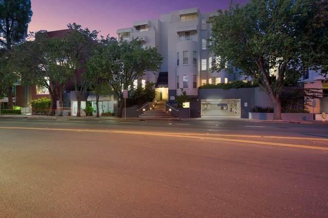 425 Alma Street #109, Palo Alto, CA 94301 (#ML81863182) :: Realty World Property Network