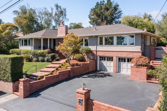 835 Longview Road, Hillsborough, CA 94010 (#ML81863206) :: Blue Line Property Group