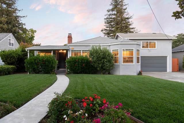 159 Opal Avenue, Redwood City, CA 94062 (#ML81863268) :: Blue Line Property Group
