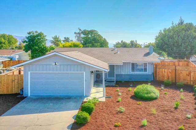 11 Riker Circle, Salinas, CA 93901 (#ML81863275) :: Swanson Real Estate Team | Keller Williams Tri-Valley Realty