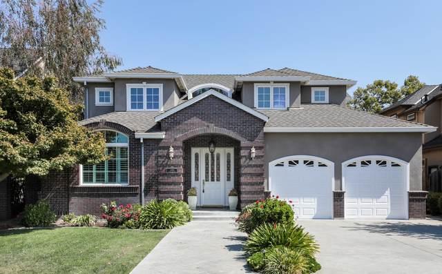 1456 Grace Avenue, San Jose, CA 95125 (#ML81863317) :: The Venema Homes Team