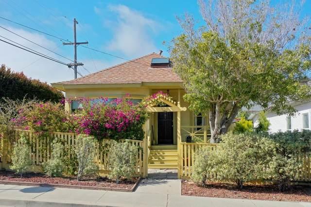 698 Dickman Avenue, Monterey, CA 93940 (#ML81863371) :: Sereno