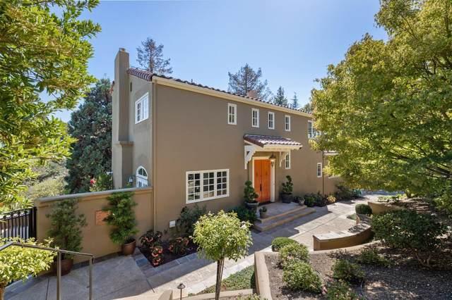1335 Marlborough Road, Hillsborough, CA 94010 (#ML81863406) :: Realty World Property Network