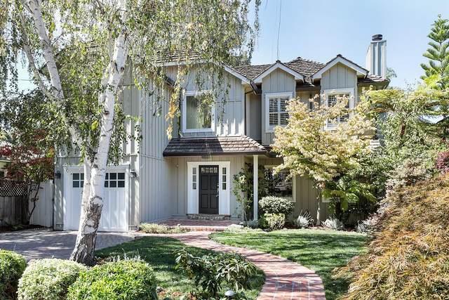 888 Harvard Avenue, Menlo Park, CA 94025 (#ML81863415) :: Realty World Property Network