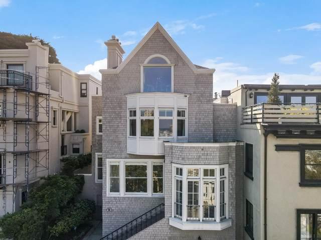 2715 Scott Street, San Francisco, CA 94123 (#ML81863451) :: The Grubb Company
