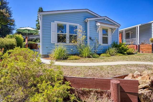 35 Knollwood Drive #0, Aptos, CA 95003 (#ML81863452) :: The Grubb Company