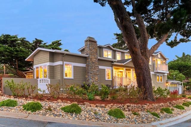 1123 Balboa Avenue, Pacific Grove, CA 93950 (#ML81863483) :: Sereno