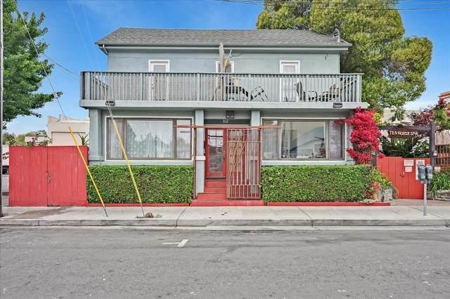 112 Elm Street, Santa Cruz, CA 95060 (#ML81863572) :: Blue Line Property Group