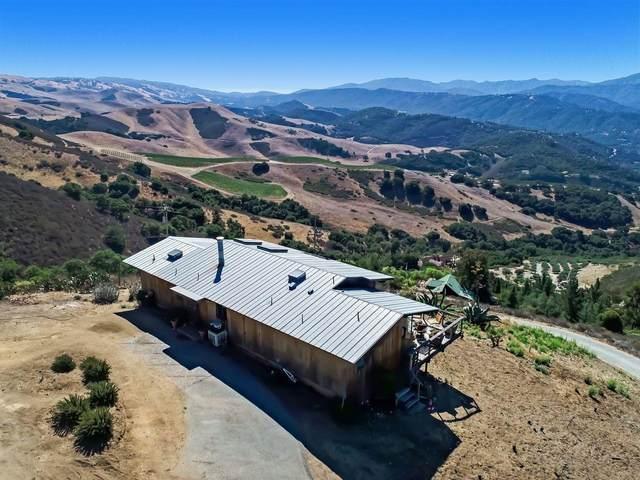 475 El Caminito Road, Carmel Valley, CA 93924 (#ML81863579) :: Realty World Property Network