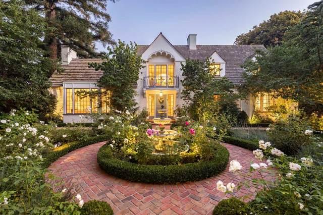 1420 University Avenue, Palo Alto, CA 94301 (#ML81863706) :: Swanson Real Estate Team   Keller Williams Tri-Valley Realty