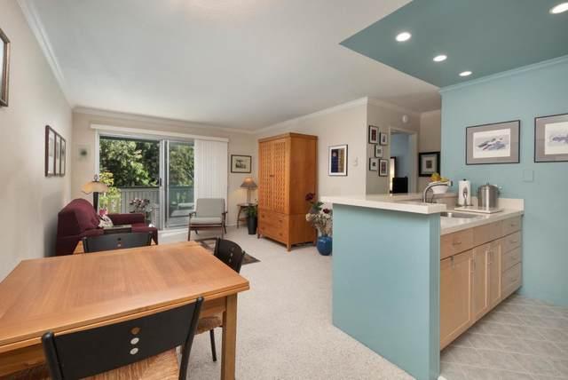 241 Boardwalk Avenue H, San Bruno, CA 94066 (#ML81863774) :: The Grubb Company