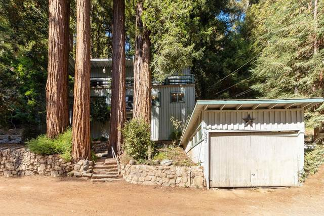 925 Forest Avenue, BROOKDALE, CA 95007 (#ML81863781) :: The Grubb Company